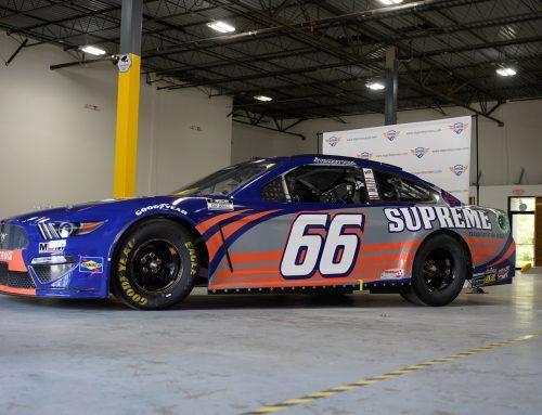 Supreme Transportation Group hosted the entire MBM Motorsports Team
